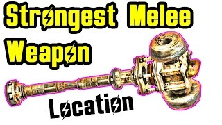Download Fallout New Vegas: Strongest Melee Weapon Oh Baby Best Super Sledge (Close Combat) Video