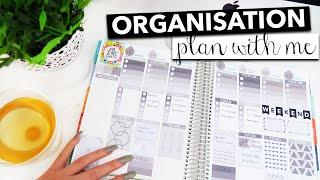 Download Organisation Plan With Me - Erin Condren Printable Stickers Video