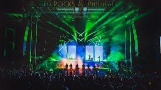Download ODESZA In Return: Red Rocks Video