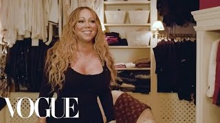 Download Mariah Carey: The Diva Takes Us Inside Her Closet   Vogue Video