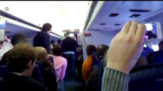 Download Jet Blue Pilot Restrained by Passengers Video
