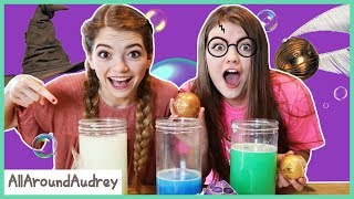 Download Mystery Harry Potter Surprise Bath Bomb Challenge / AllAroundAudrey Video