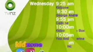 Download TVNZ 6 - TVNZ Schedule Menu's Video