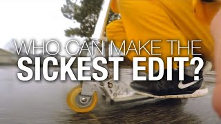 Download Who Can Make The Sickest Edit? Video