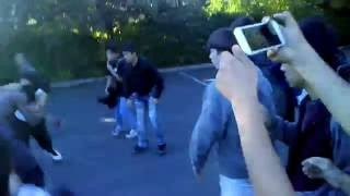 Download FRESNO FIGHT- JOHNNY VS ELIJAH P1 Video