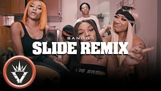 Download Bangg 3 ft. Goldie - Slide Remix Video
