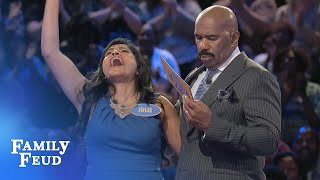 Download Check out this SISTER ACT in Fast Money! | Family Feud Video