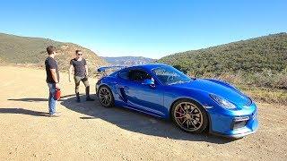 Download Modified Cayman GT4 vs Lotus Evora 410 with Matt Farah! Video
