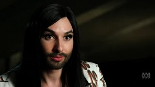 Download Extract from Australian interview - Conchita about Gender, Eurovision and Marriage, 29.02.2016 Video