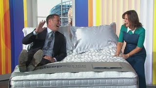 Download Tech savvy bed has Lisa and Karl in stiches Video