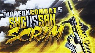Download Modern Combat 5: Blackout - Squad Battle - SxC vs Srk (Scrim) Video