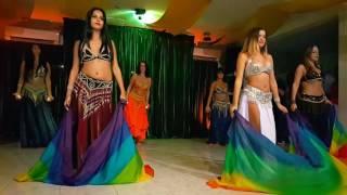 Download Dança do ventre - Ramalho's festa árabe 2016 Video