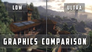 Download Grand Theft Auto 5 – Low vs. Ultra Graphics Comparison [FullHD][60fps] Video