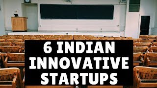 Download 6 INDIAN INNOVATIVE STARTUPS | INDIAN STARTUP STORIES | NEW STARTUPS Video