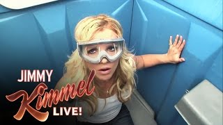 Download Britney Spears Deleted Scene from Jackass 3 Video
