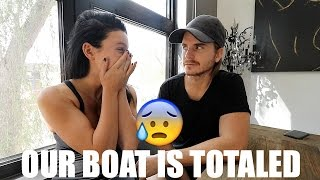 Download Our Boat Is Totaled! - Ep. 23 (Sailing Salty Mermaid) Video