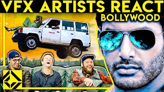 Download VFX Artists React to BOLLYWOOD Bad & Great CGi 2 Video