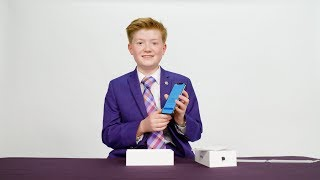 Download Unboxing the iPhone X with Kid App Developer Alex Knoll Video