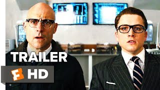 Download Kingsman: The Golden Circle Final Trailer (2017) | Movieclips Trailers Video