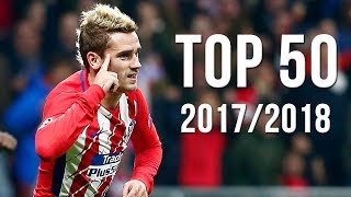 Download 50 Buts EXCEPTIONNELS en 2017/2018 ! Video