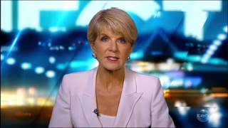 Download Julie Bishop backs Peter Dutton over Lebanese comments Video
