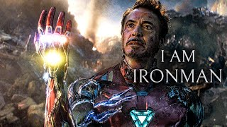 Download I AM IRON MAN | Tony Stark Endgame Video