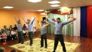 Download Танец на 23 февраля Video