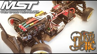 Download RC DRIFT CAR ″MST FXX″ HOMEMADE CHASSIS Video