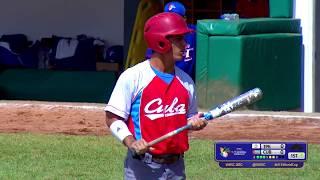 Download Chinese Taipei v Cuba - Super Round - U-15 Baseball World Cup 2018 Video