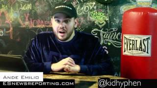 Download BOXING IS BROKEN! - Ande Emilio @kidhyphen Video