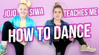 Download JOJO SIWA TEACHES ME HOW TO DANCE | Baby Ariel Video