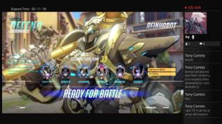 Download Apathetic Artist - Overwatch PS4: Competitive Season 3 soloqq.. Video
