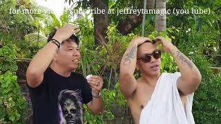 Download JEFFREY TAM MAGIC with rappers BLAZE AND KANE Video