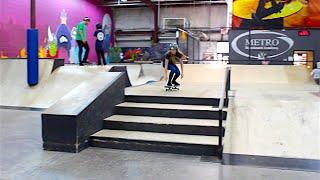 Download Amazing Girl Skateboarding Video