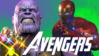 Download Thanos Opening Scene & The Black Order Invade New York - Avengers Infinity War Video