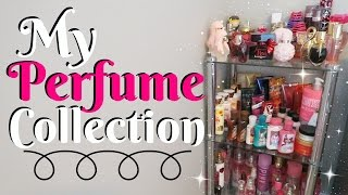 Download My Perfume & Body Spray COLLECTION! Video