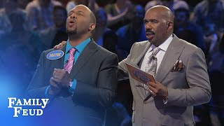 Download The LEWIS FAMILY go for THE MONEY... | Family Feud Video