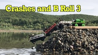 Download Thomas & Friends - Slow Motion Crashes and b roll 3 (plus deleted scenes) Video