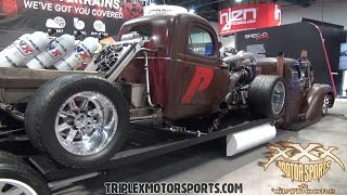 Download CRAZIEST CREATIONS FROM SEMA THIS YEAR! Video