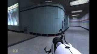 Download Portal Gun In Half LIfe 1 Video