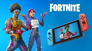 Download FORTNITE ON NINTENDO SWITCH   PLAY FREE NOW Video