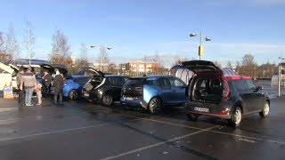 Download Cargo space in popular EVs Video