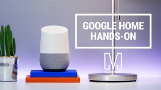 Download Google Home Unboxing and Hands-On Video