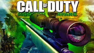 Download SNIPING Fools! - Call of Duty Modern Warfare Remastered! Video