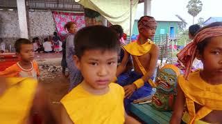 Download Lkhon Khol Wat Svay Andet Video