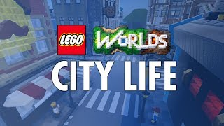 Download Brand New City Builds for LEGO Worlds Video