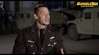 Download Bumblebee (2018) - John Cena Featurette - Paramount Pictures Video