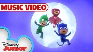 Download Super Singing Heroes | PJ Masks | Disney Junior Video