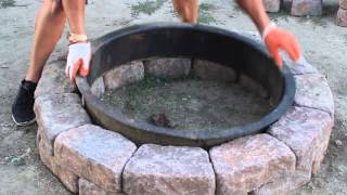 Download DIY: Fire Pit Video