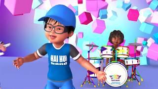 Download Nu mi-e frica de Bau Bau - Hai Hui Cu Trupa Lui Video